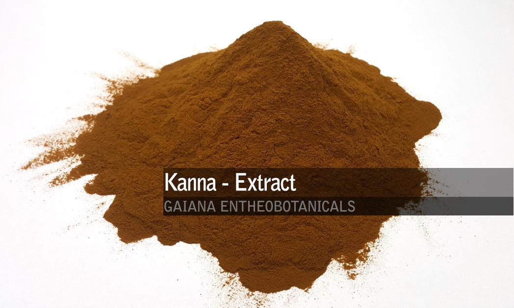 Kanna 100:1 Extract